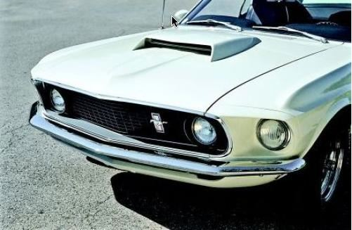 Image of Boss 429 Mustang (1969)