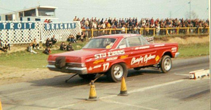 Detroit Dragway 1965