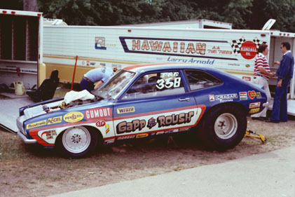 1976 Ford Pinto Gapp and Roush