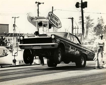 1964 Comet Wheelstand