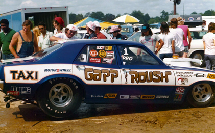 GappRoush Taxi Indy