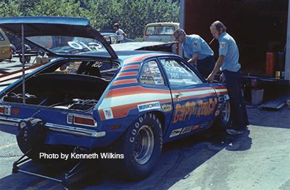 1973 Pinto WayneAndBill Bristol