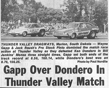 1976 June Gapp over Dondero