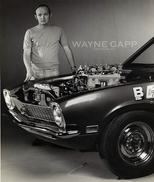 WayneGapp 1971 Maverick