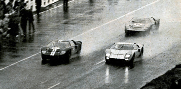 3 Lemans 1966